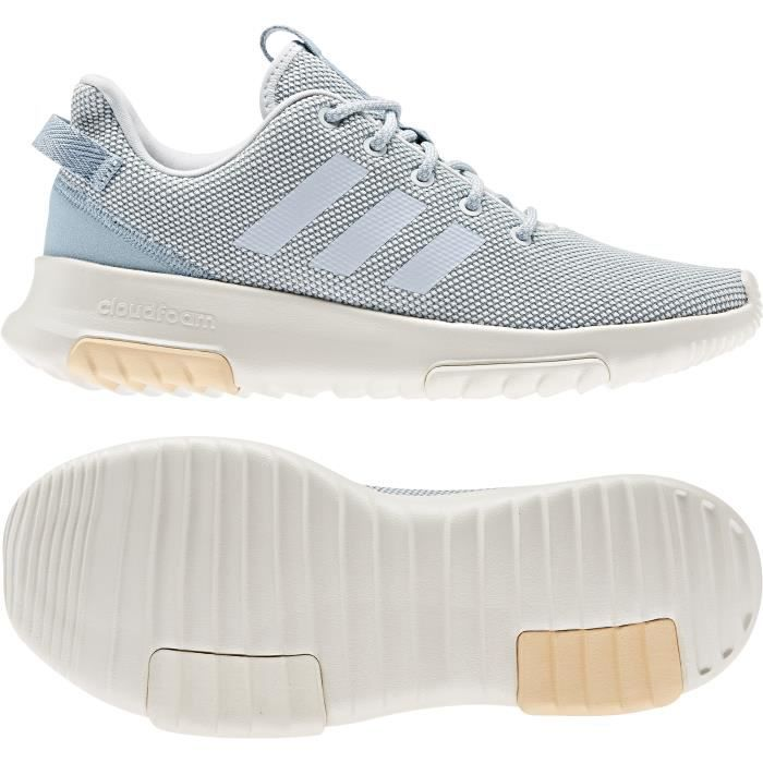 Chaussures de running femme adidas Cloudfoam Racer