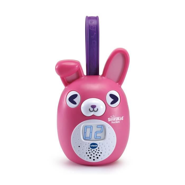 Vtech - Storikid Pocket (rose) - 3 - 8 ans