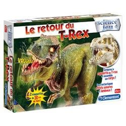 NATURE - ANIMAUX CLEMENTONI T-Rex