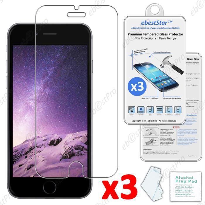 EXPEDIE  24H CADEAU VERRE TREMPE INCASSABLE IPHONE X