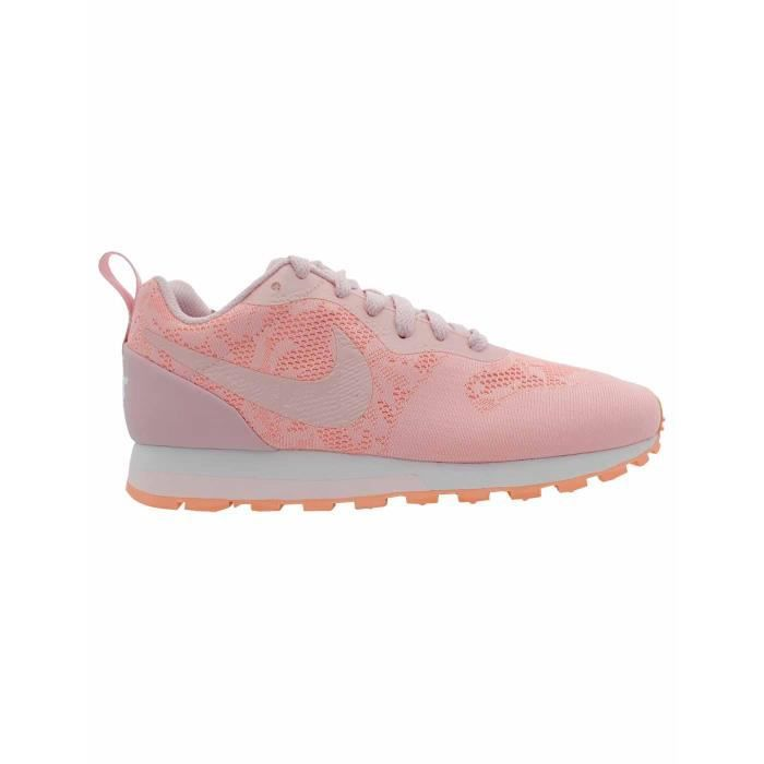 BASKET SNEAKERS NIKE MD RUNNER 2 BR CORAL