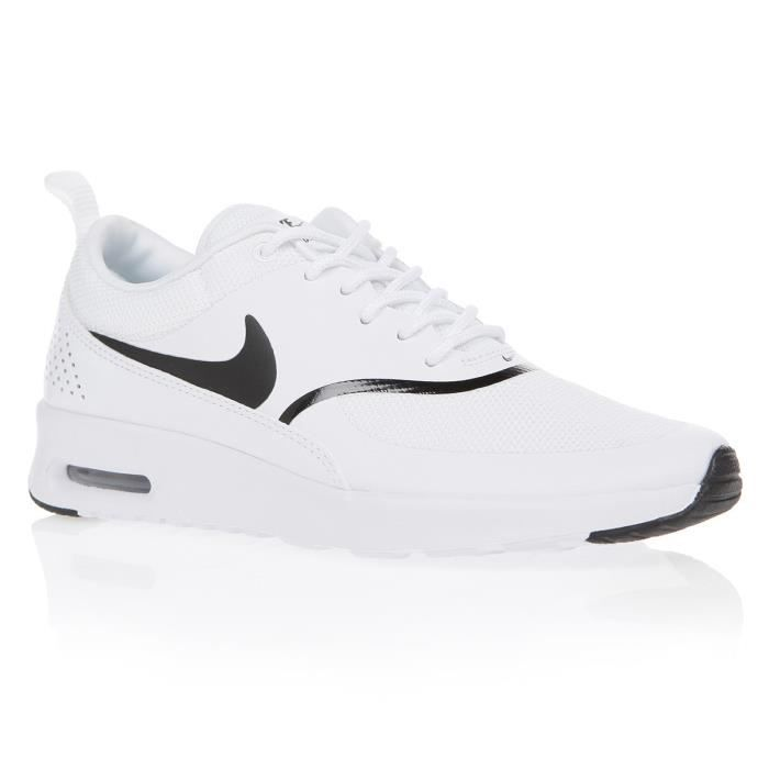 Nike thea blanc