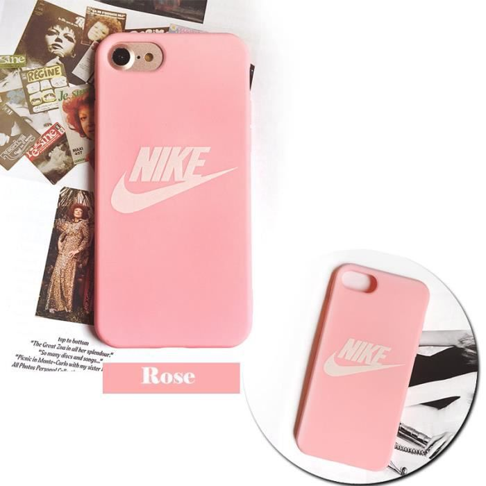 coque iphone 6 rose nike