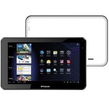 informatique tablettes tactiles ebooks tablette polaroid android  pearl blanc go wifi f pol