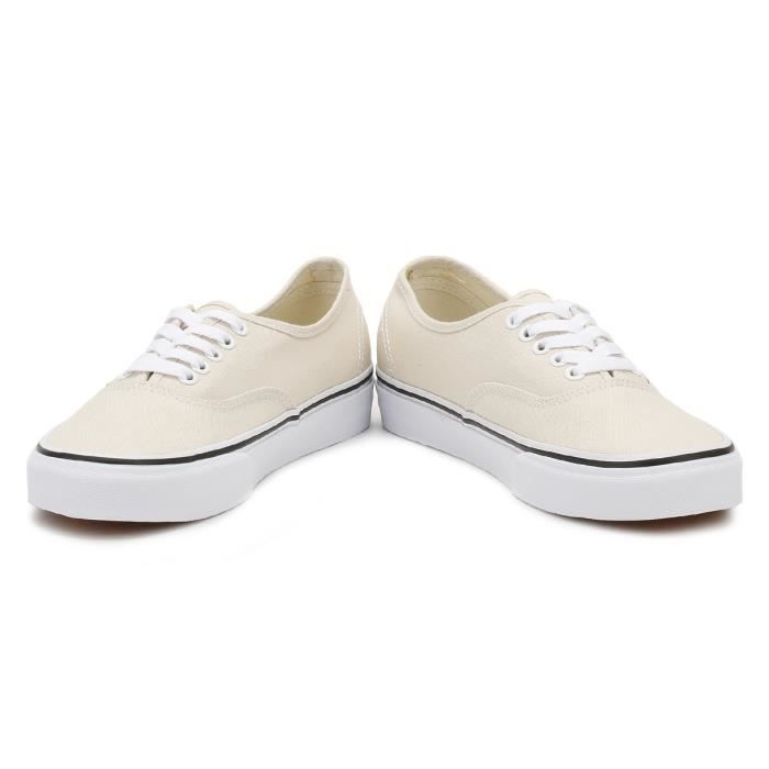 Vans Birch Beige Authentic Baskets-UK 7