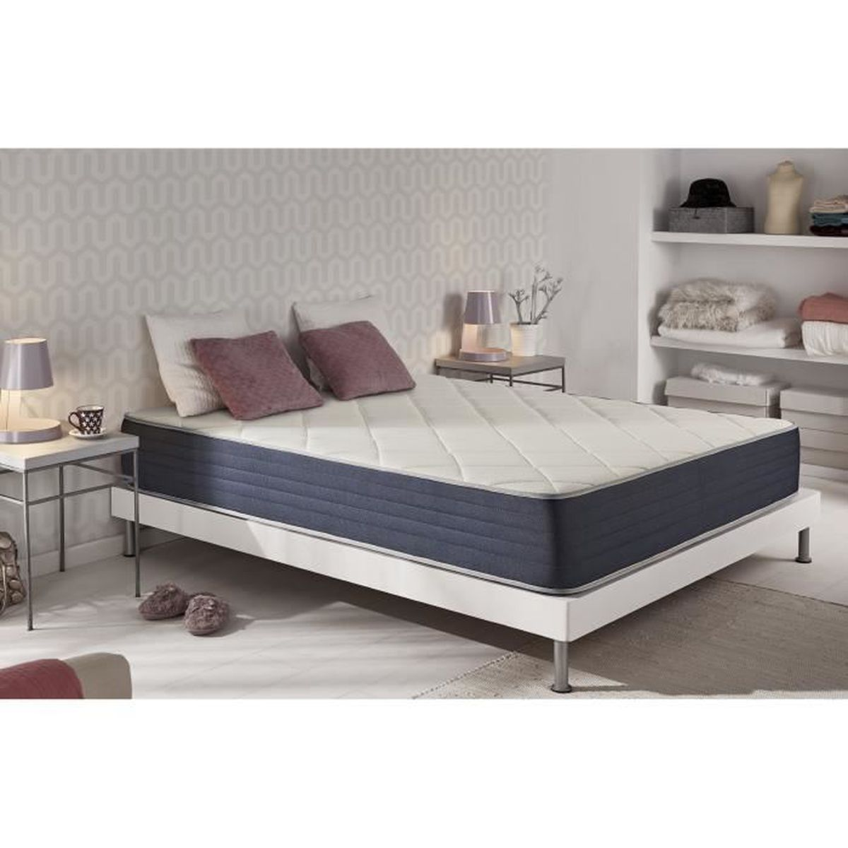 matelas 60x190 90x190 finest with 90x190 stunning havana bunk bed x matelas 60 x 190 achat. Black Bedroom Furniture Sets. Home Design Ideas