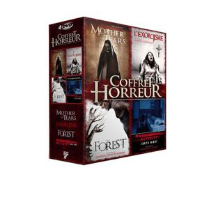 DVD FILM DVD Coffret horreur : mother of tears ; l'exorc...
