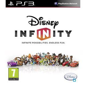 JEU PS3 Pack de Démarrage Disney Infinity Jeu PS3