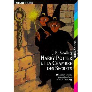 AUTRES LIVRES HARRY POTTER T.2 ; HARRY POTTER ET LA CHAMBRE DES