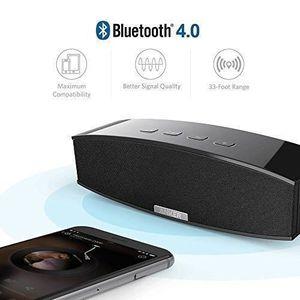ENCEINTE NOMADE Enceinte Portable Bluetooth Stereo 20W Premium ave