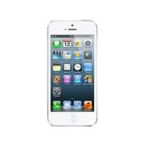 SMARTPHONE Smartphone Apple Iphone 5 16Go blanc