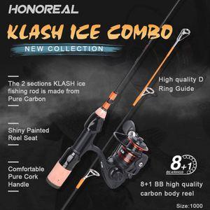 COUPELLE - COUPE GLACE HONOREAL HNICECOMBO002 Set de pêche sur glace ZZF7