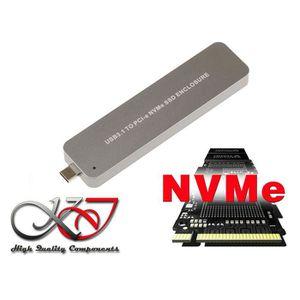 CARTE CONTROLEUR KALEA-INFORMATIQUE Boitier Aluminium clé USB 3.1 p