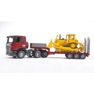 VOITURE - CAMION BRUDER - 03555 - Camion de transport SCANIA R-seri