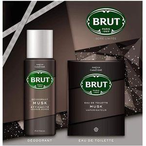 COFFRET CADEAU CORPS BRUT Coffret cadeau déodorant Musk - Homme