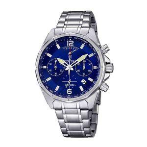 MONTRE Montre Festina F6835-3 - Montre Tachymètre Bleue H