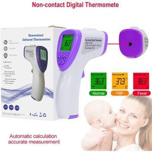 THERMOMÈTRE BÉBÉ Thermomètre Numérique Infrarouge, thermomètre Infr