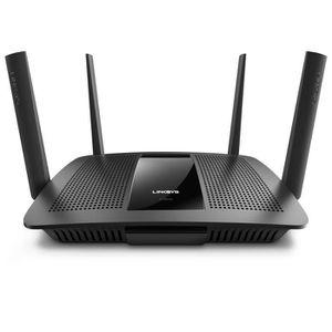 MODEM - ROUTEUR LINKSYS EA8500 Routeur Gigabit WiFi MAX-STREAM AC2