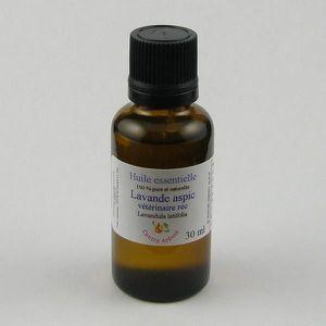 HUILE ESSENTIELLE Huile essentielle LAVANDE ASPIC VETER REC (30 ml)
