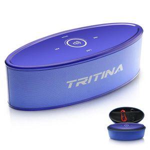 ENCEINTE NOMADE Bluetooth Speaker Son stéréo sans fil de haut-parl