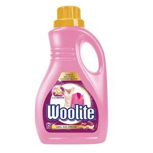LESSIVE Woolite Lessive Laine Soie Délicats à la Kératine