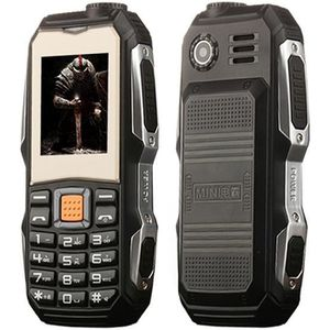 Téléphone portable Téléphone antichoc waterproof double SIM portable