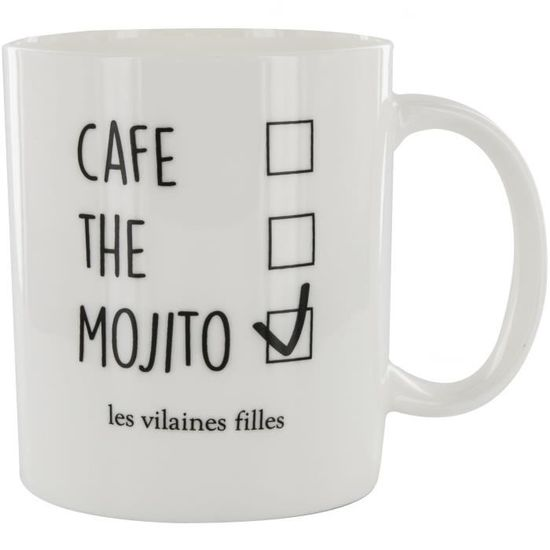 Mug La Chaise Longue Caf Th Mojito Badgirl Declikdeco