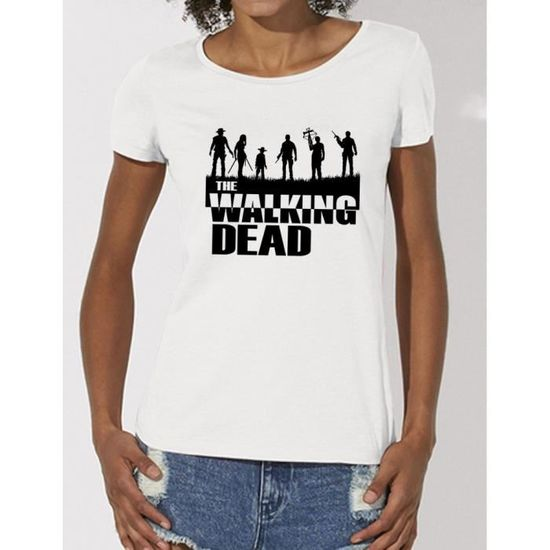 T Walking Femme Dead Shirt Ballermann rCxdBoe