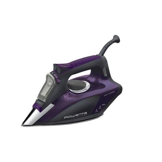 Rowenta DX1411/Effective Fer /à vapeur avec semelle inox Pro Vertical 2100/W