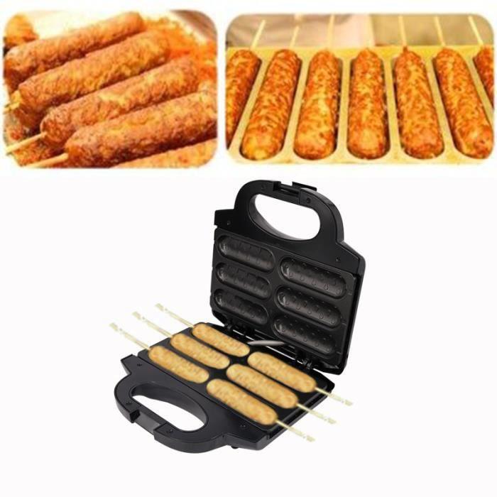 Machine à hot-dog domestique, machine à saucisses, machine à petit déjeuner, machine à saucisses au jambon