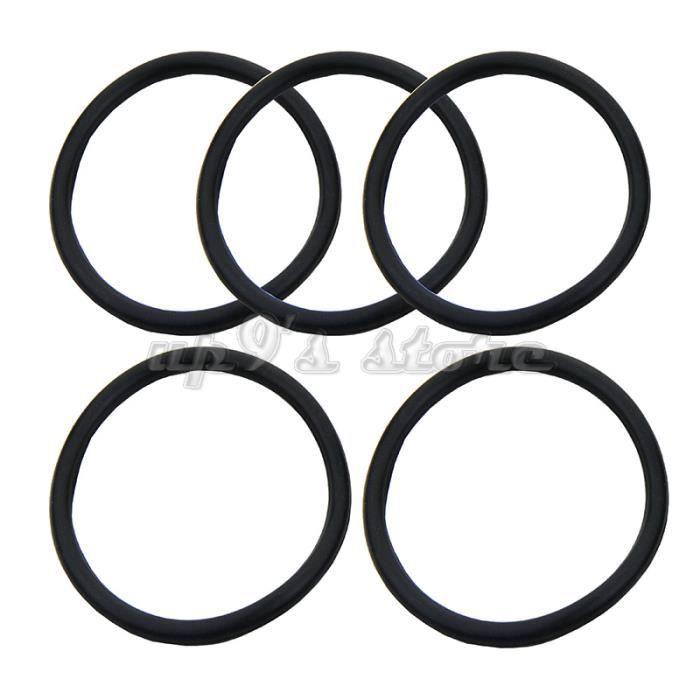 Livraison gratuite 5 PCS noir marque nouvelle Silicone Cornelius Type baril joint Kit de remplacement en caoutchouc o - ring