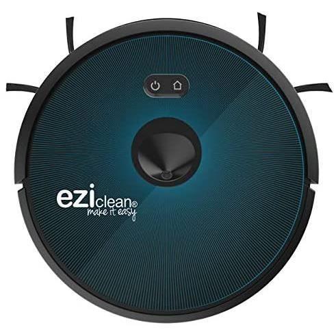 BALAI ELECTRIQUE Robot aspirateur laveur connecteacute EZIcleanreg Aqua connect x650589