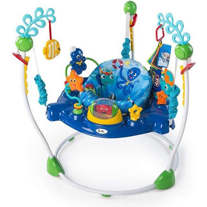 BABY EINSTEIN Aire d'Eveil à Rebonds Neptune's Ocean Discovery™