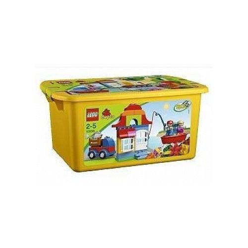 LEGO DUPLO 10556 Maxi baril jaune