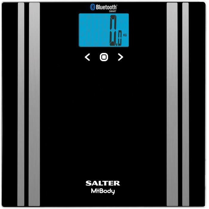 SALTER - 9159 BK3R -  IMPEDANCEMETRE CONNECTE - GARANTIE 15 ANS