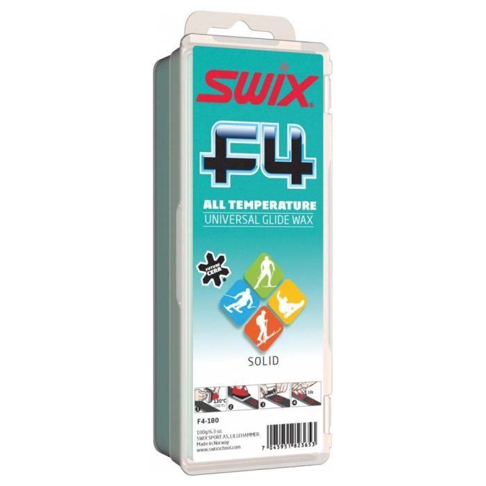 Cire Swix F4-180 Glidewax