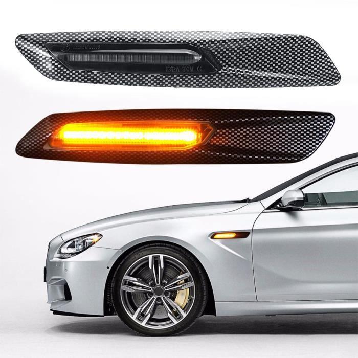 Feu De Position Latéral LED Clignotant Pour BMW E81 E82 E88 E90 E91 E60 E61 E46 E83