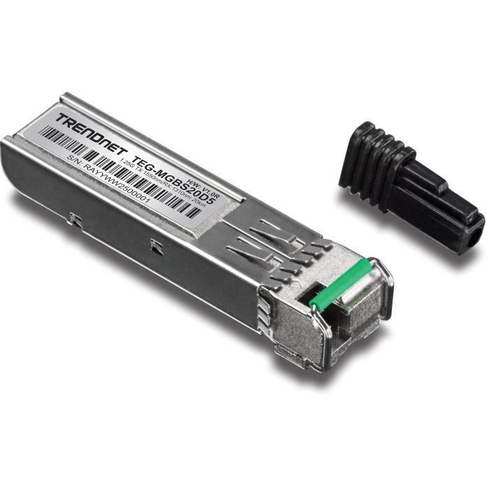 TrendNet TEG-MGBS20D5 Caméra IP Argent