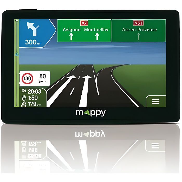 mise a jour mappy ulti s556