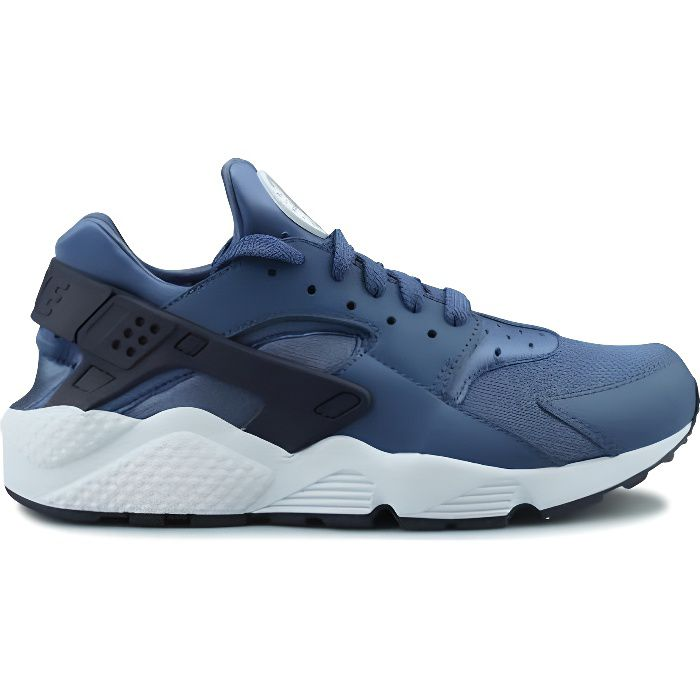 detailed pictures e1fff 7e9d3 Basket Nike Air Huarache Bleu 318429-414