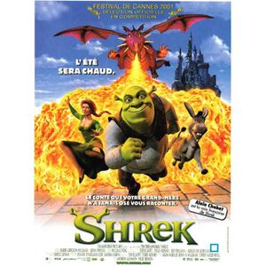Blu-Ray Coffret Shrek quadrilogie