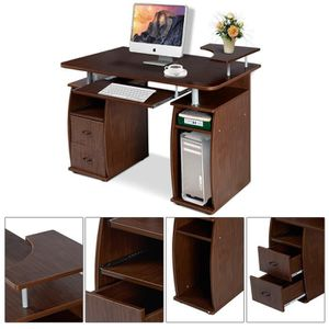bureau meuble d 39 ordinateur achat vente bureau meuble d. Black Bedroom Furniture Sets. Home Design Ideas