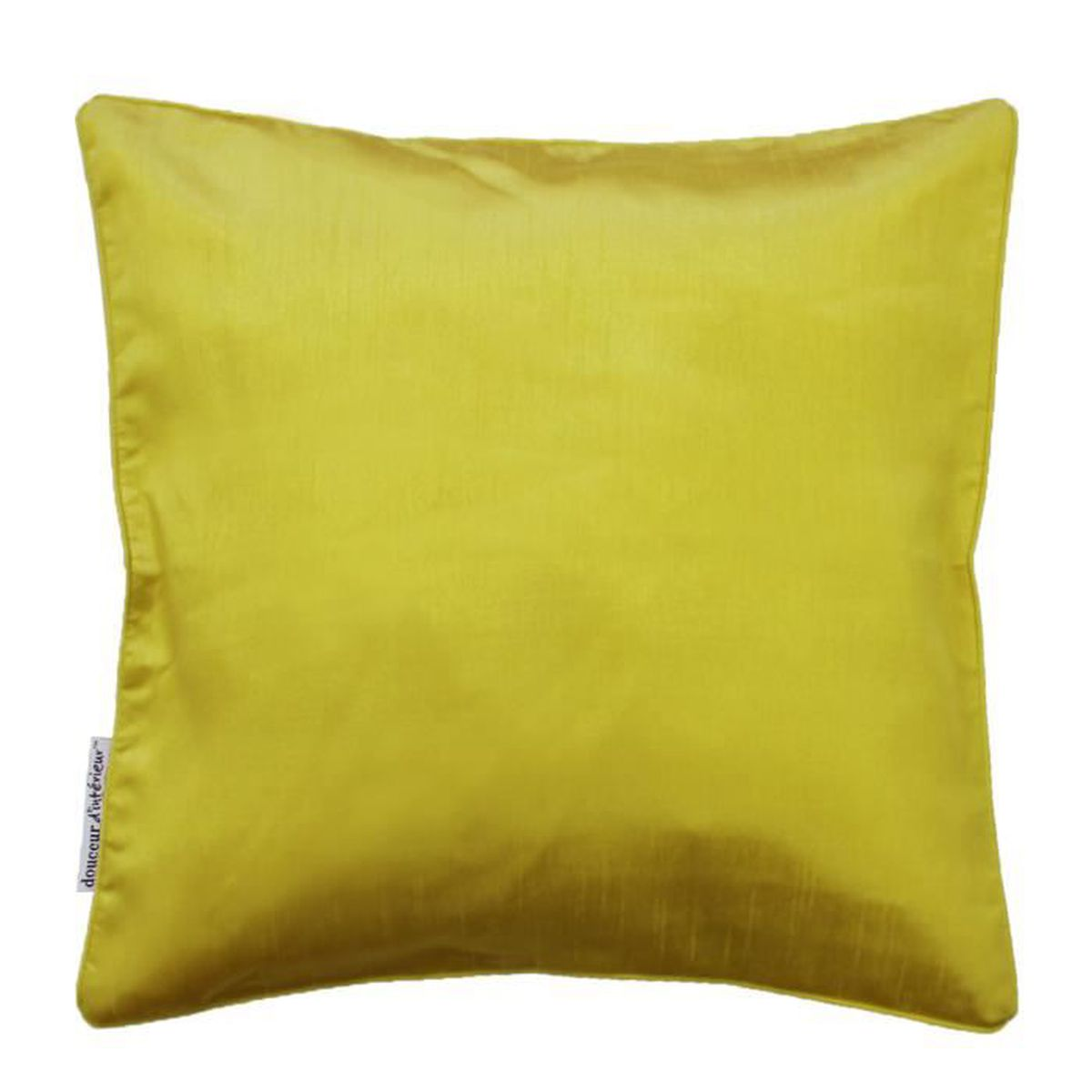 Housse coussin 40x40 verts achat vente housse coussin for Housse coussin 40x40