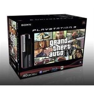 CONSOLE PS3 PS3 + GTA IV