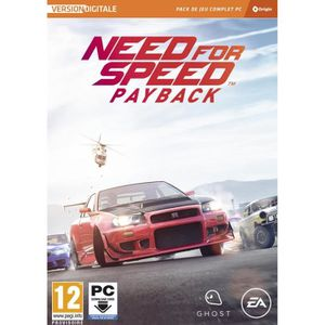 Need For Speed Payback Jeu PC