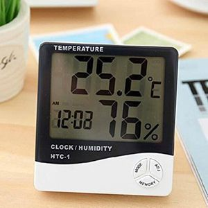 Thermometre digital interieur achat vente thermometre for Thermometre maison interieur