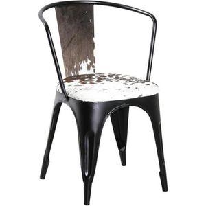 PEAU LAINEE-Coussins De Siège//Chaise Édition environ Ø 40 cm