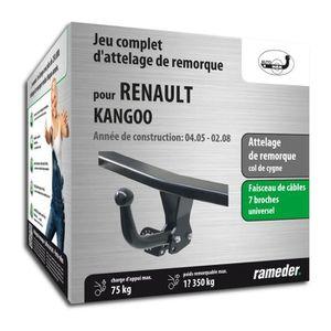 ATTELAGE Attelage col de cygne Auto-Hak pour Renault KANGOO