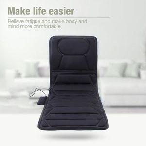 APPAREIL DE MASSAGE  GET@Matelas de massage 5 modes