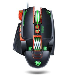 SOURIS Souris Gaming Wired [3500DPI] [Programmable] [Brea